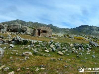 Pico del Zapatero, Sierra de la Paramera; senderismo trekking; viajes organizados a madrid